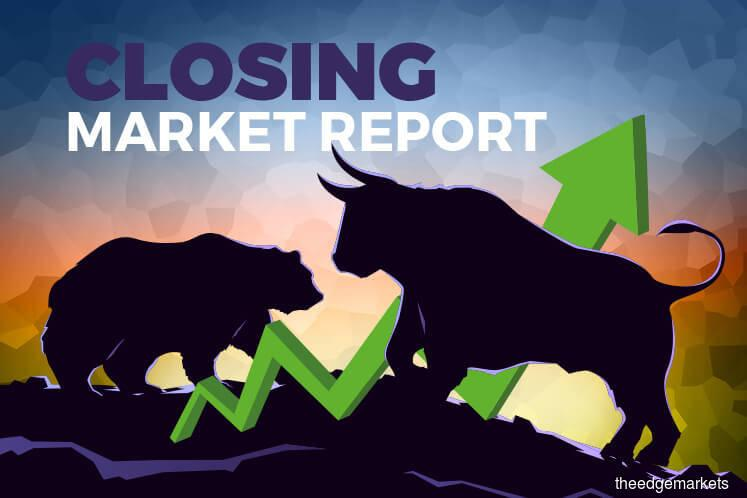 KLCI rebounds on 11th hour bargain-hunting activities